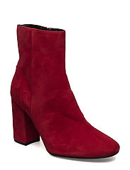 BOOTS - RED SUEDE 59