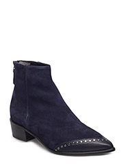 BOOTS - NAVY BUFFALO/SUEDE 851