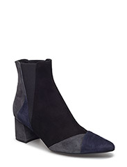 BOOTS - NAVY/GREY/BLACK SUEDE 510