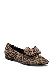 SHOES - LEOPARDO SUEDE 965