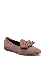 SHOES - OLD ROSE 457 SUEDE 598