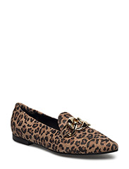 SHOES - LEOPARDO SUEDE/GOLD 965