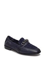 SHOES - NAVY BUFFALO/SUEDE 851