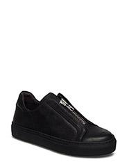 SHOES - BLACK VARESE/BLACK SOLE 900