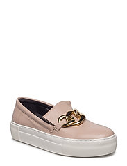 SHOES - BUFFALO NUDE/GOLD 882