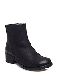 BOOTS - BLACK VARESE/SILVER 903