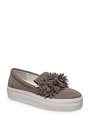 SHOES - TAUPE TORTORA SUEDE 57