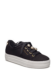SHOES - BLACK NUBUCK 40