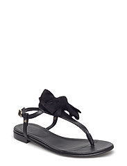 SANDALS - BLACK BUFFALO/SUEDE 850