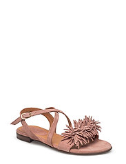 SANDALS - OLD ROSE 521 SUEDE 58