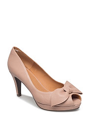 PUMPS - NUDE BUFFALO 88