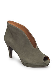 BOOTS - KAHKI 1808 SUEDE 55