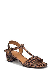 SANDALS - LEOPARDO ANIMAL PRINT 540