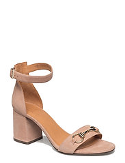SANDALS - OLD ROSE SUEDE 58