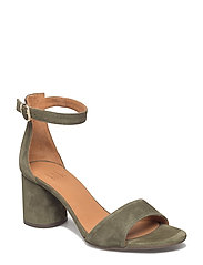 SANDALS - GREEN PINO SUEDE 55