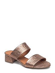 SANDALS - ROSE FERRER METAL 8