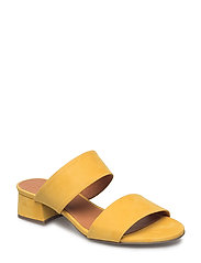 SANDALS - SUNFLOWER NUBUCK 43