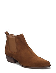 BOOTS - TABACCO 394 SUEDE 56