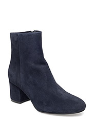 BOOTS - NAVY SUEDE 51 V
