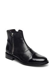BOOTS - BLACK POLIDO /SUEDE R