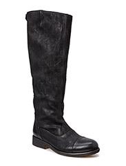 BOOTS CREPE SOLE - Black varese 90 Æ
