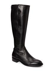 Long boot - Black majorca 80