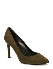 SHOES - Green pino suede 55