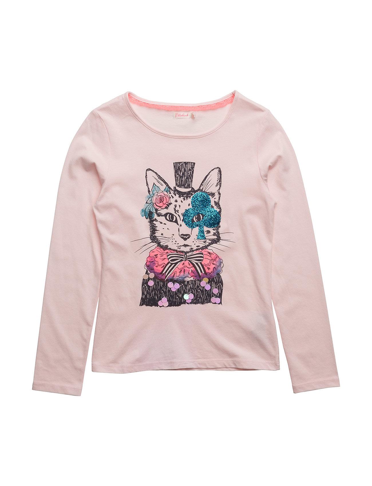 T-Shirt Billieblush Langærmede t-shirts til Børn i Lyserød