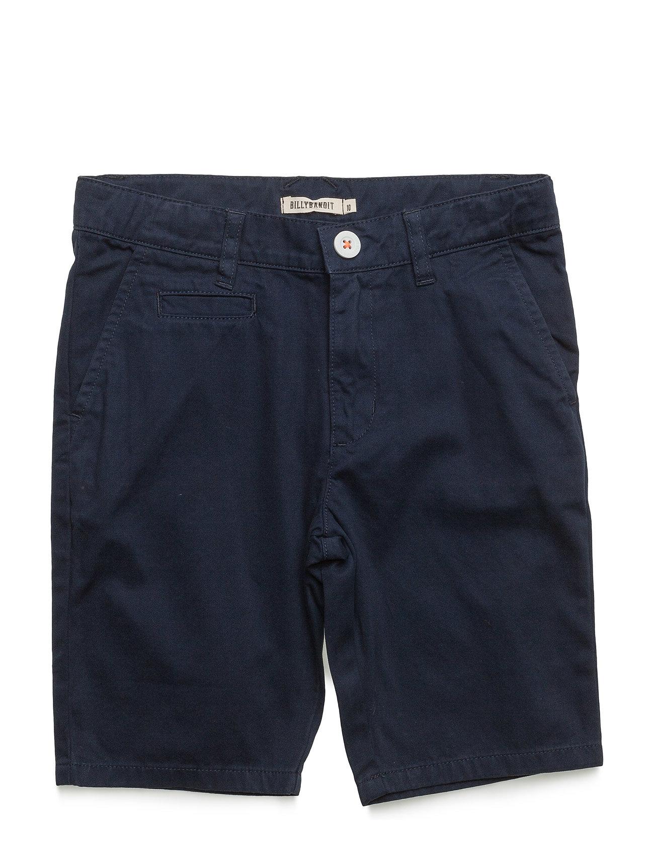 Short Billybandit Shorts til Drenge i Navy blå