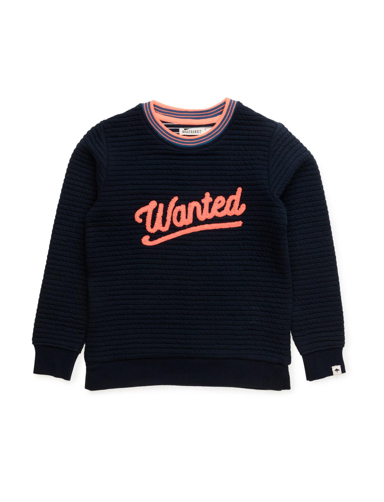 Sweatshirt Billybandit  til Børn i