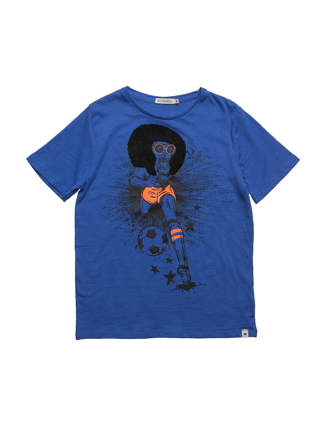 T-Shirt Billybandit Kortærmede t-shirts til Børn i Blå