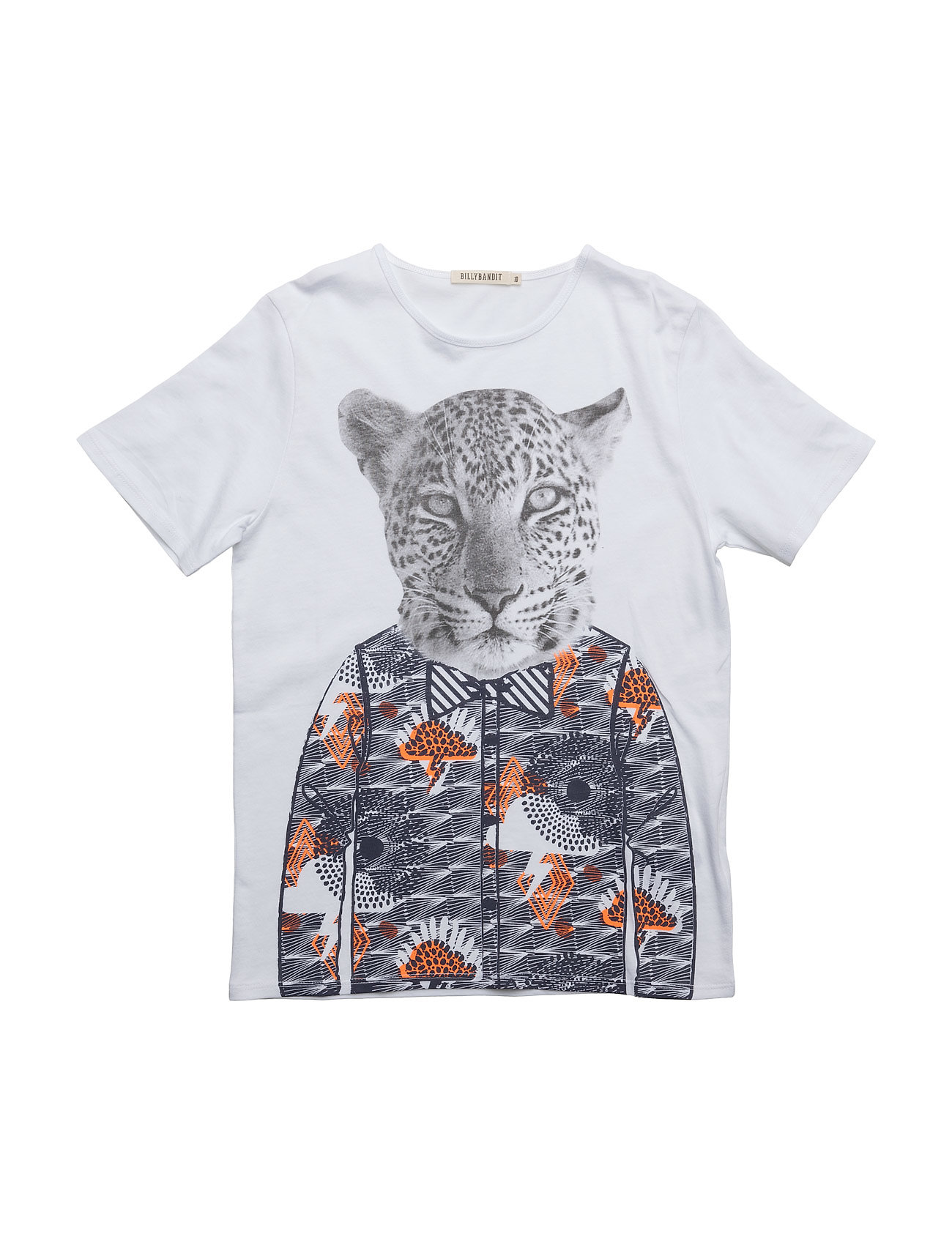 T-Shirt Billybandit T-shirts til Drenge i hvid