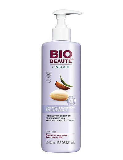 High Nutrition Body Lotion 400 ml - CLEAR
