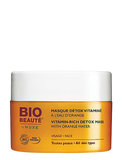 Vitamin-rich Radiance Detox Mask - CLEAR
