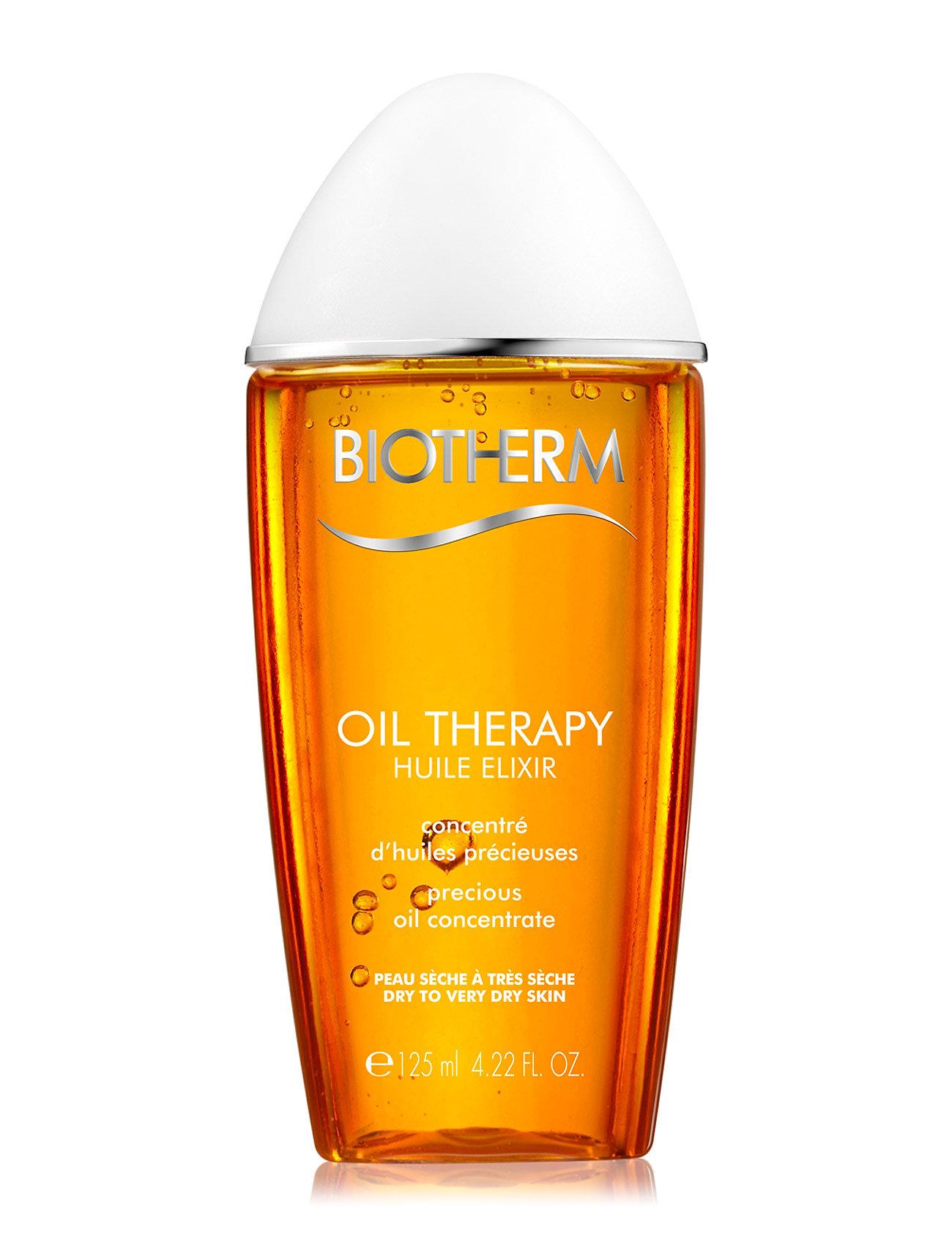 Oil Therapy Elixir Bodyoil 125 Ml Biotherm  til Damer i Klar