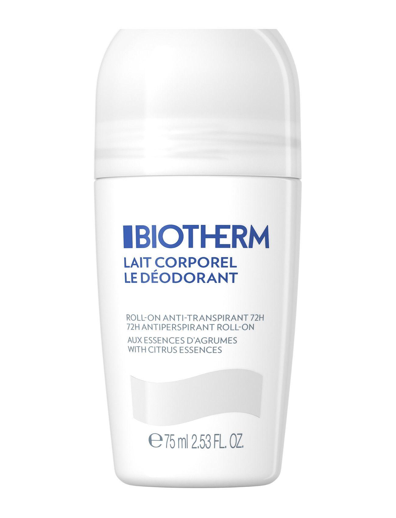 biotherm Lait corporel deo roll on 75 ml på boozt.com dk