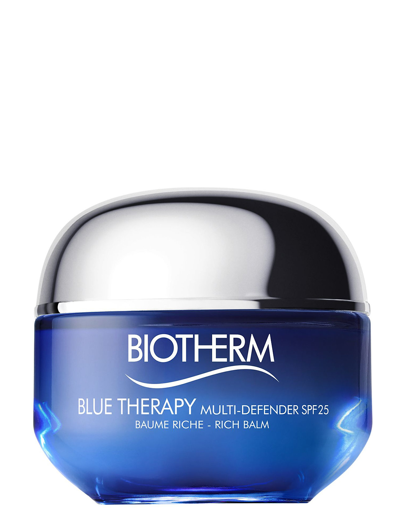 biotherm – Blue therapy multi-defender cream spf25 - dry skin 50 ml. fra boozt.com dk