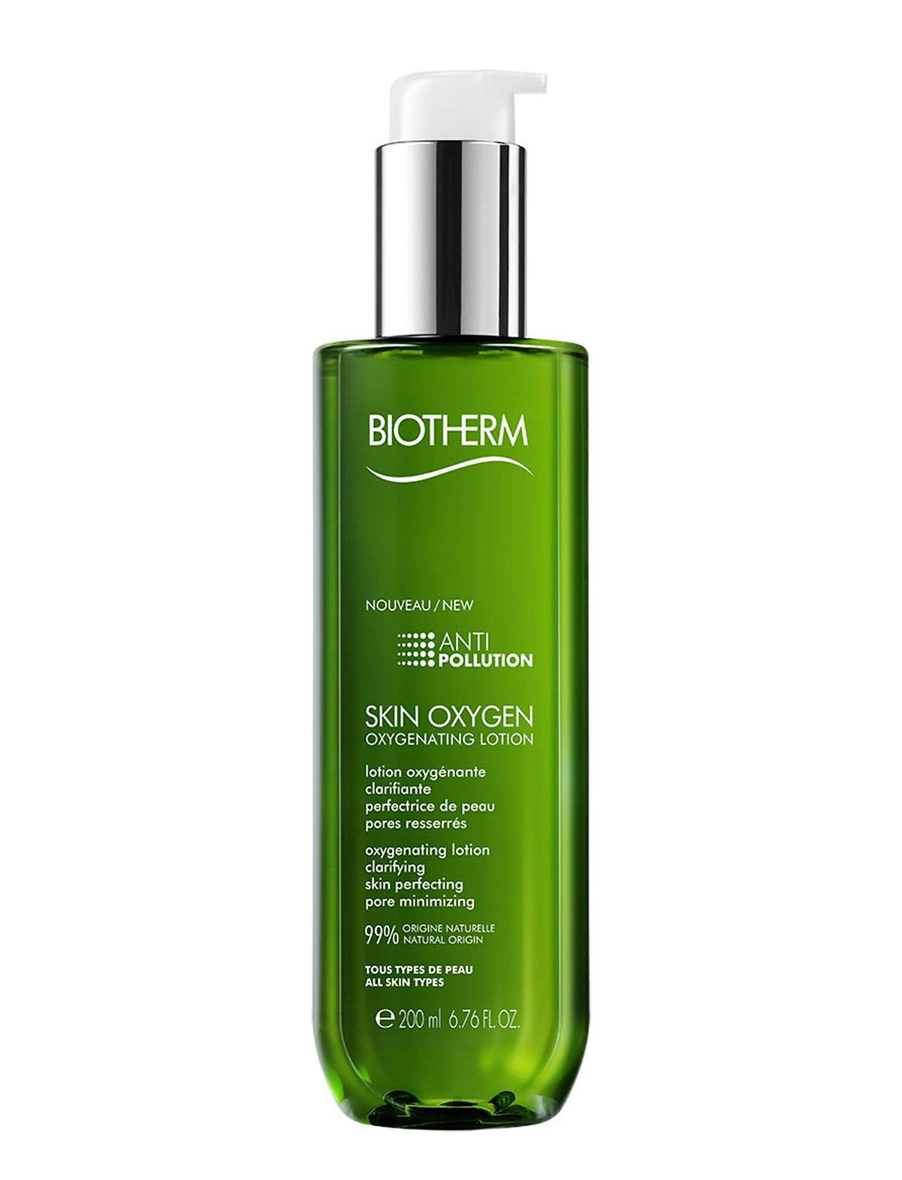 Skin oxygen toner 200 ml fra biotherm på boozt.com dk