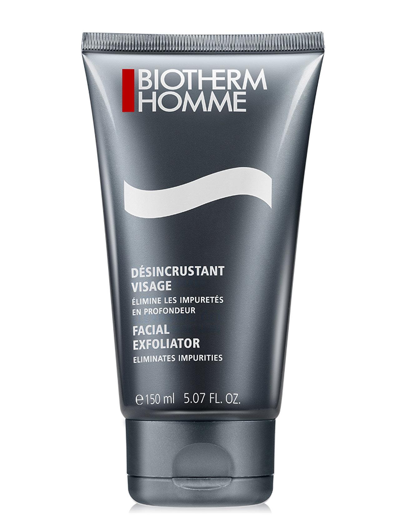 Facial Exfoliator 150 Ml Biotherm #I/T til Mænd i Klar