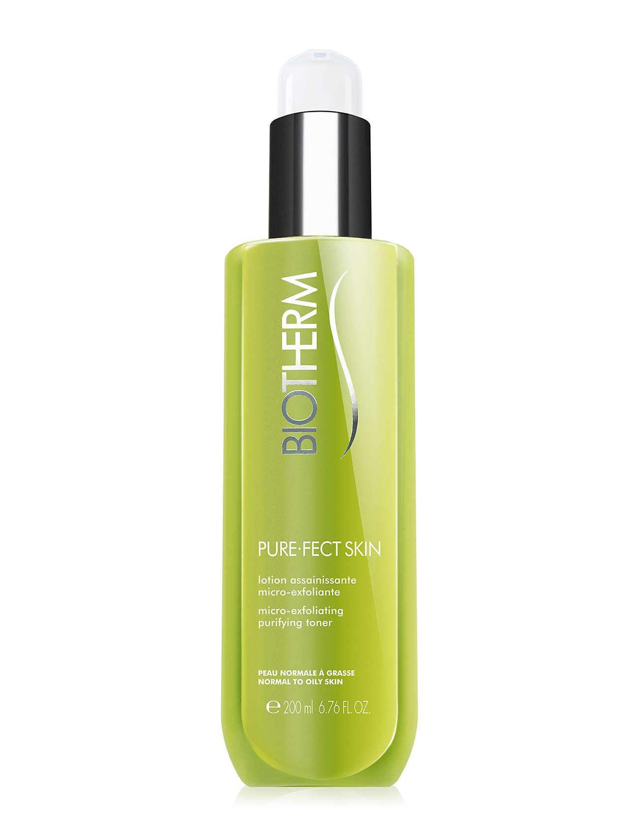 biotherm – Pure-fect skin lotion tonic 200 ml på boozt.com dk