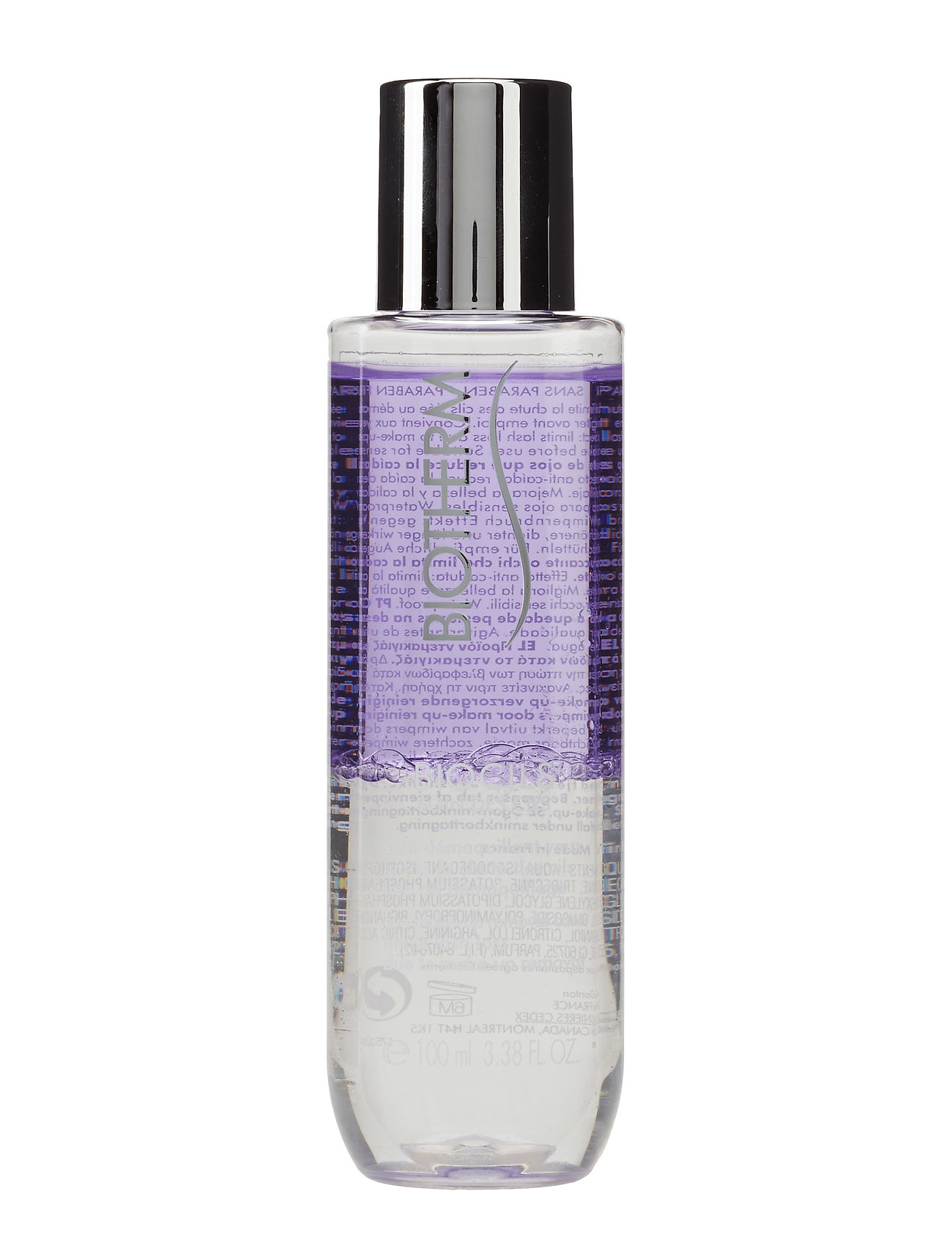 biotherm – Biocils anti chute makeup remover 100 ml på boozt.com dk