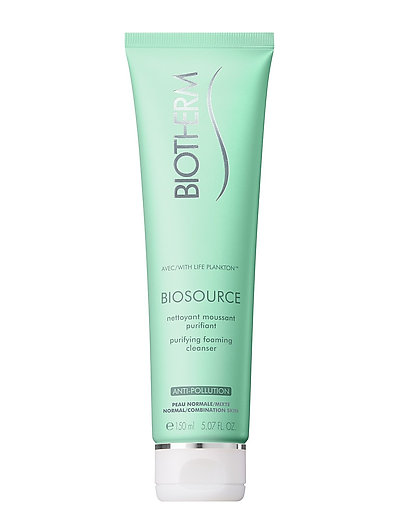 Biosource Purifying Foaming Cleanser 150 ml - CLEAR