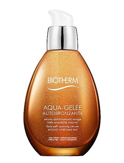 Aqua Serum Autobronzant Face 50 ml - CLEAR