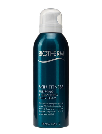 Skin Fitness Body Cleansing Foam 200 ml - CLEAR
