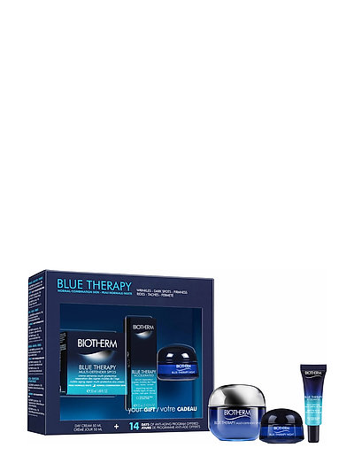 Blue Therapy Accelerated Cream SET - CLEAR