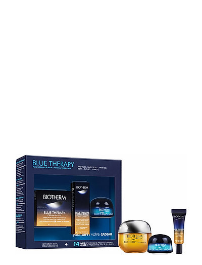 Blue Therapy Cream-in-Oil SET - CLEAR