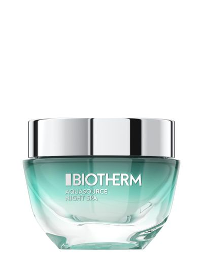 Aquasource Night Spa Cream 50 ml. - CLEAR