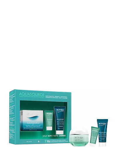 Aquasource Gel PNM SET - CLEAR