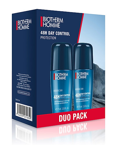 Homme Duo Roll on Deo Set 48H - CLEAR