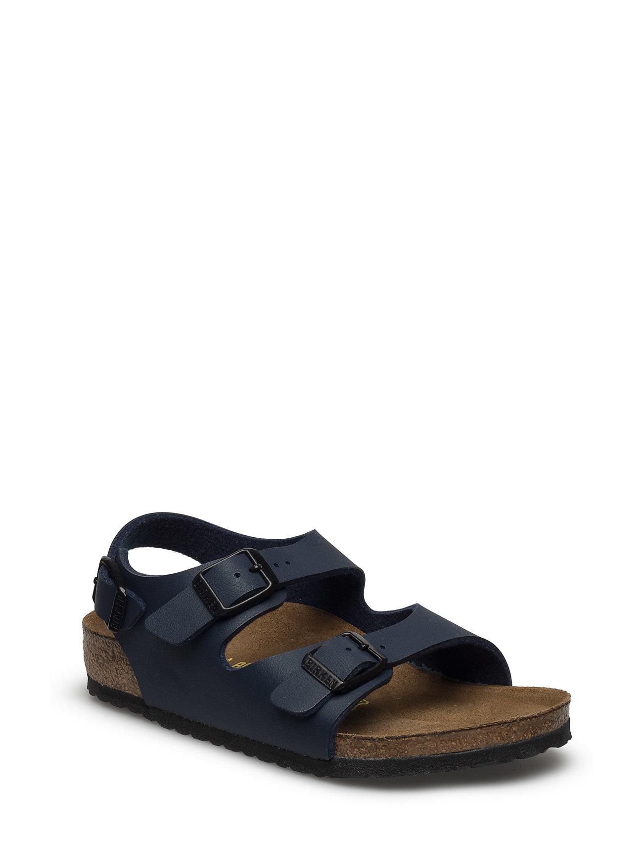 Bs Roma Bf S Blue Birkenstock Sandaler til Børn i Blå